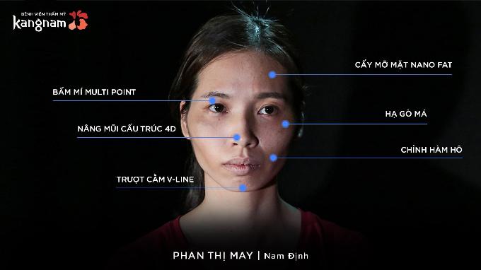Sau lột xác, 9x Nam Định được ví như hoa hậu chuyển giới Thái Lan - 1