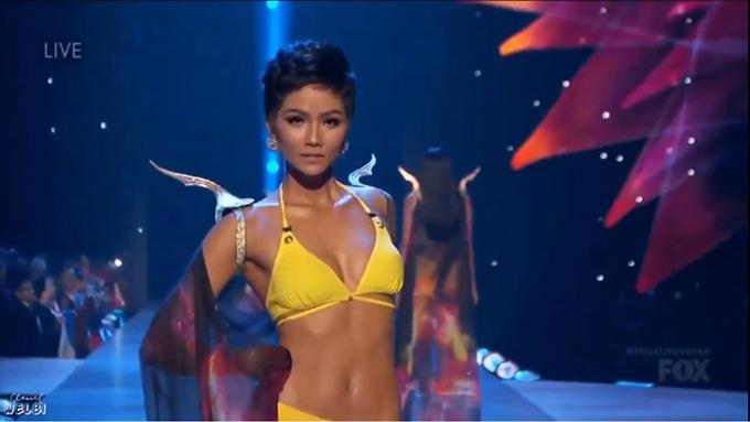 Chung kết Hoa hậu Hoàn vũ 2018: HHen Niê vào Top 10