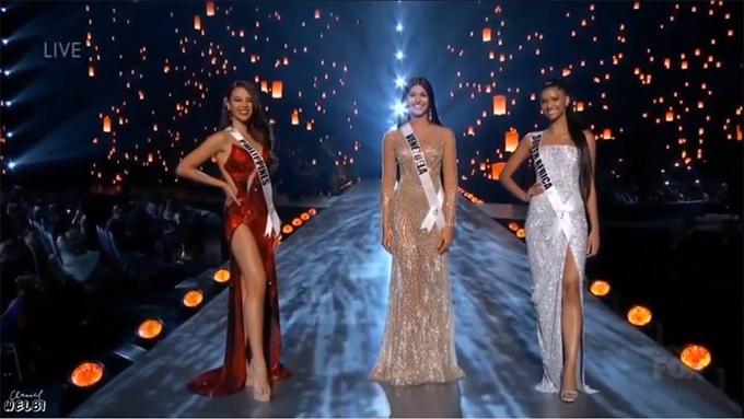 Chung kết Hoa hậu Hoàn vũ 2018: HHen Niê dừng chân ở Top 5