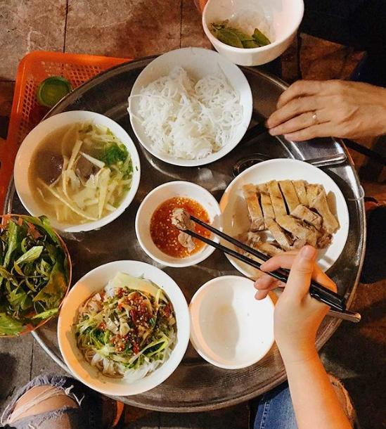 Địa chỉ cuối tuần: 10 địa chỉ ăn ngan ngon ở Hà Nội - ảnh 2