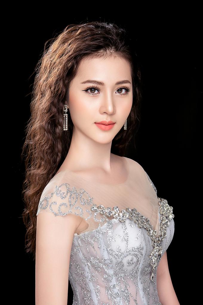 Hoa hậu Biển Việt Nam Toàn cầu 2018 hóa nàng công chúa tuyết