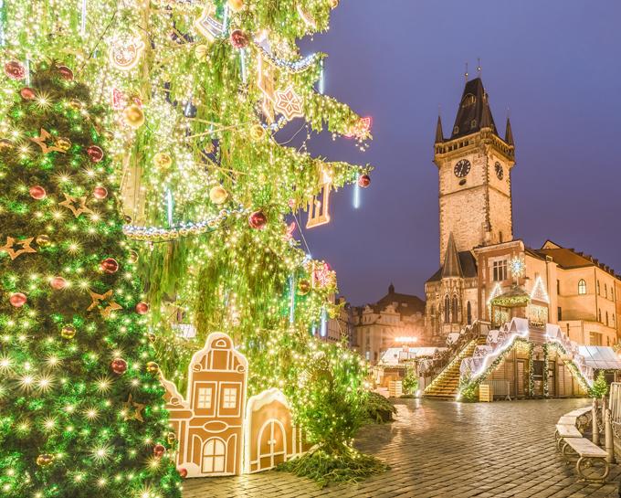 Dạo quanh châu Âu tìm điểm đến cho mùa Giáng sinh - ảnh 1