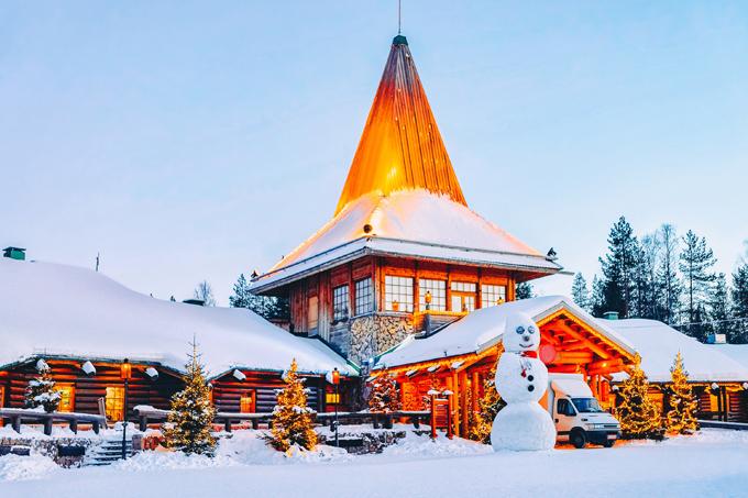 Dạo quanh châu Âu tìm điểm đến cho mùa Giáng sinh - ảnh 3