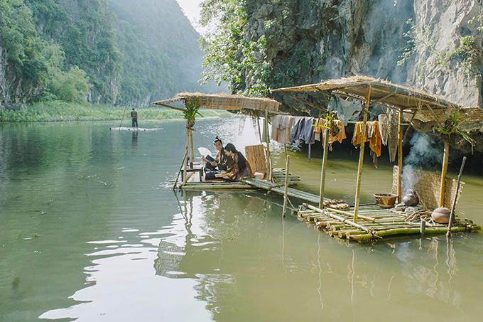 Phim khai thác nhiều cảnh sắc đẹp đẽ của Việt Nam.