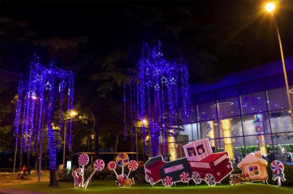 Đón Giáng sinh cùng Phương Vy Idol và nhóm FBand tại TP HCM - ảnh 4