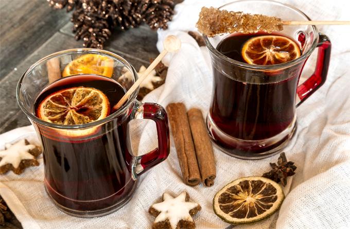 Mulled wine - thức uống lãng mạn nhất cho mùa Giáng sinh
