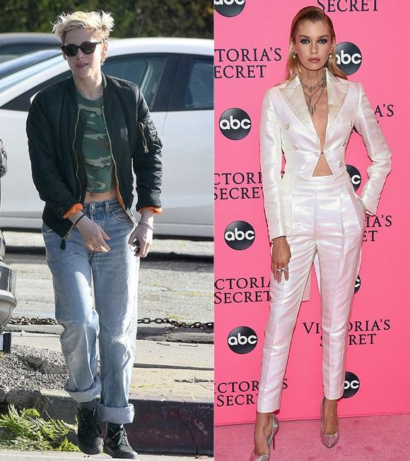 Kristen đã không thấy đi cùng người tình đồng giới Stella Maxwell từ hồi tháng 10. Trước đó, ngôi sao Chạng vạng và người mẫu của hãng Victorias Secret luôn quấn quýt bên nhau và sống cùng nhà suốt hai năm qua.