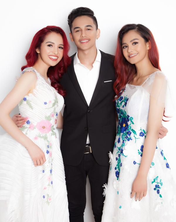 Trong khi hai con gái đã trở thành thiếu nữ xinh đẹp, con trai út của Diệu Hoa cũng là chàng trai trưởng thành ở tuổi 18.