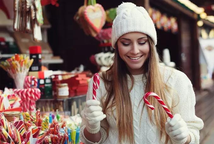 Vì sao kẹo cây gậy được coi là biểu tượng của Giáng sinh - ảnh 2