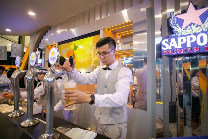 Thêm một điểm thưởng thức bia ngon tại Sài Gòn - ảnh 3