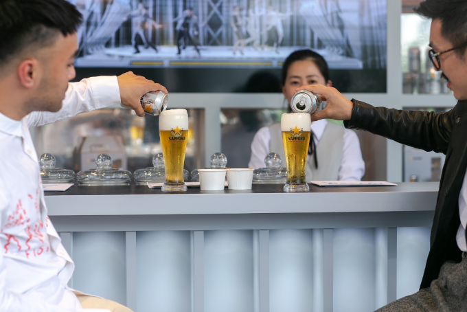 Thêm một điểm thưởng thức bia ngon tại Sài Gòn - ảnh 5