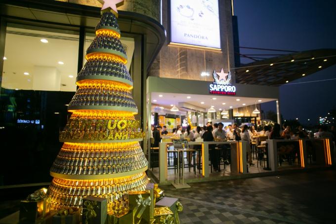 Thêm một điểm thưởng thức bia ngon tại Sài Gòn - ảnh 1