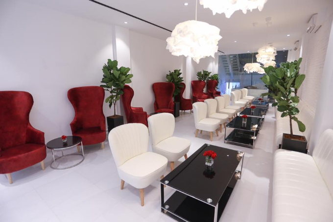 Isaac dự khai trương cửa hàng Le Castella Premium đầu tiên - ảnh 5
