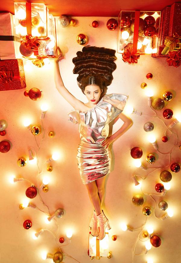Top 15 của cuộc thi bao gồm những cái tên khá nổi trong cộng đồng hot girl thế hệ mới như Dương Minh Ngọc, Trần Hồng Xuân, An Vy, Lê Chi...