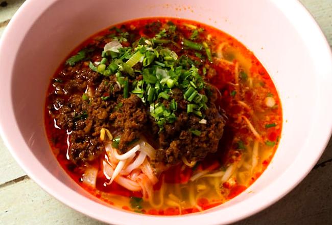 9 món đặc sản không ngon mắt nhưng đã miệng ở miền bắc Thái Lan - ảnh 4