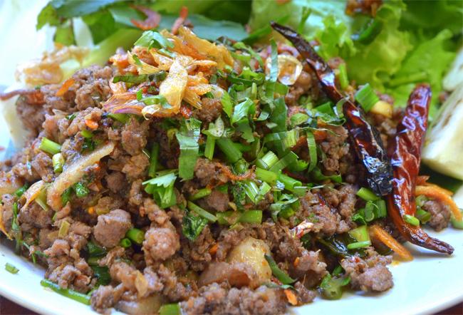 9 món đặc sản không ngon mắt nhưng đã miệng ở miền bắc Thái Lan - ảnh 8