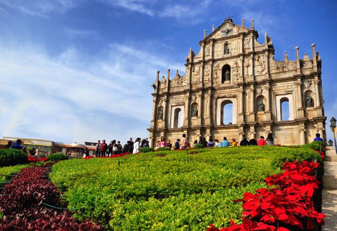 Macau hứa hẹn là điểm đến mới cho dịp Tết Âm lịch - 1