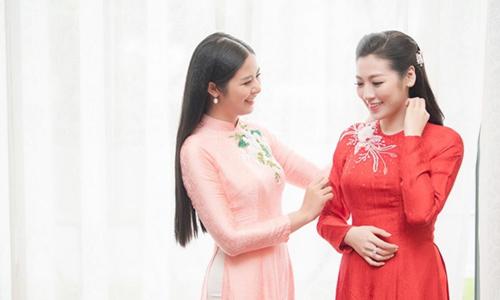 Cưới A-Z: Ngọc Hân tư vấn áo dài cho cô dâu béo bụng