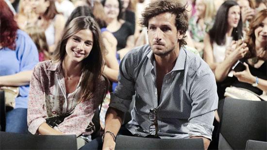 Ở tuổi 37, tay vợt người Tây Ban Nha, Feliciano López rung động trước nhan sắc của người đẹp