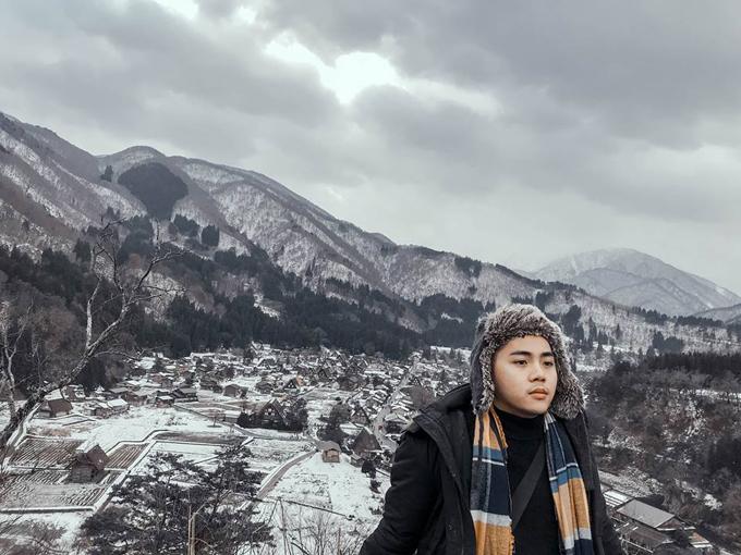 Chuyến đi trong mơ tới ngôi làng cổ tích của chàng phượt thủ 9X người Việt - ảnh 1