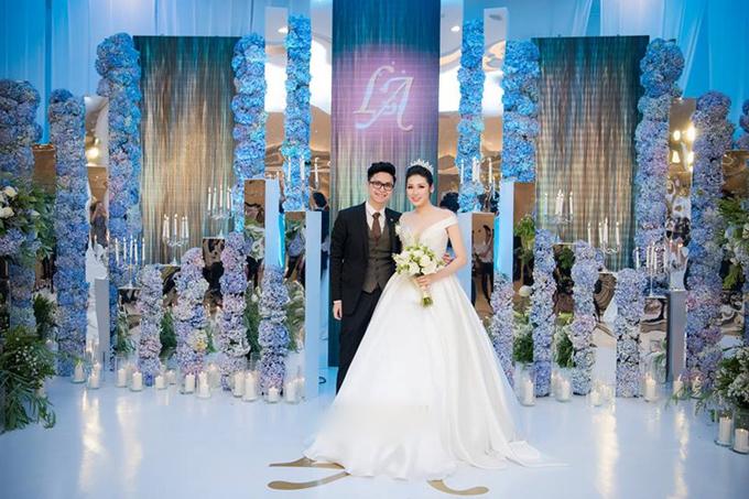 Những đám cưới đình đám của sao Việt trong năm 2018 - 1