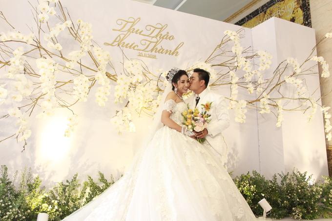 Những đám cưới đình đám của sao Việt trong năm 2018 - 4