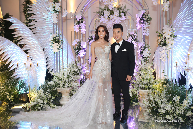 Những đám cưới đình đám của sao Việt trong năm 2018 - 5