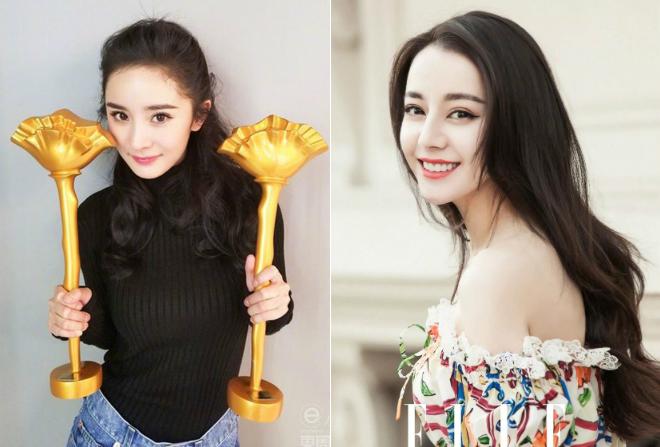 Hai mỹ nhân nổi tiếng Cbiz vì xinh đẹp, kiếm tiền giỏi.