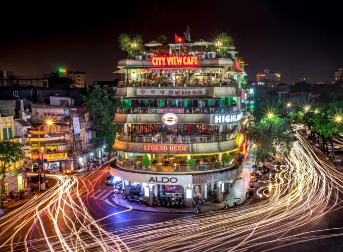 Những điểm đếm ngược trên cao đêm giao thừa 2019 ở Hà Nội - ảnh 3