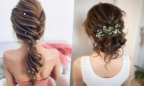 7 kiểu tóc sang trọng cho nàng dự tiệc tối
