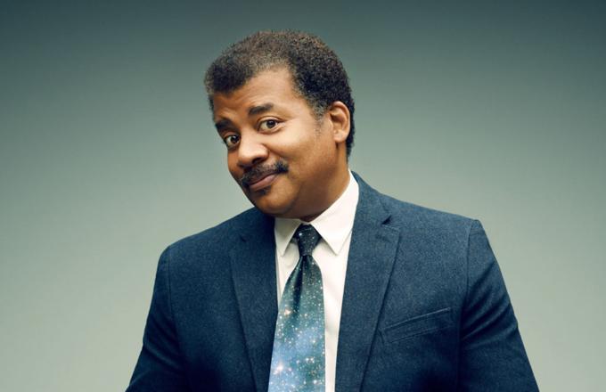 Nhà thiên văn họcNeil deGrasse Tyson: Elon Musk quan trọng hơn Steve Jobs. Ảnh:BRG.