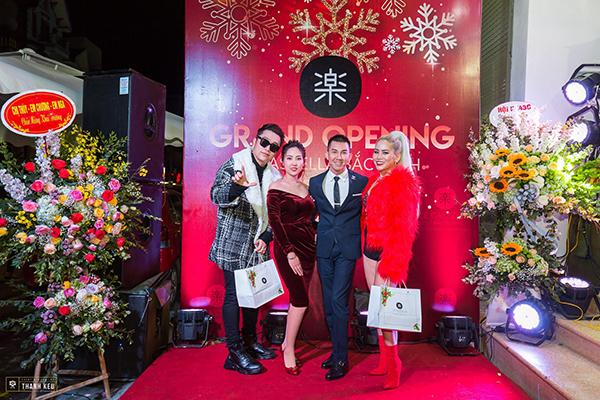Yanbi, Yến Lê biểu diễn tại buổi khai trương cửa hàng Le Castella Bắc Ninh - ảnh 1
