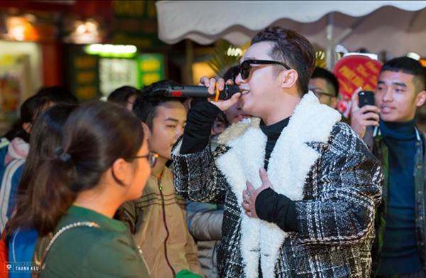 Yanbi, Yến Lê biểu diễn tại buổi khai trương cửa hàng Le Castella Bắc Ninh - ảnh 2