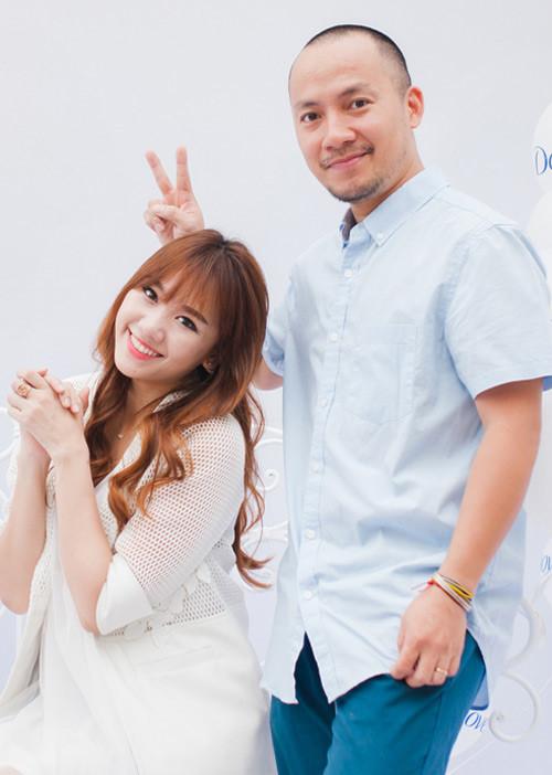 Hari Won và Tiến Đạt từng có mối tình kéo dài 9 năm.