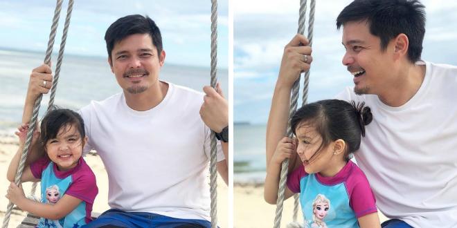 Con gái của hai người, bé Zia sinh năm 2015. Cặp sao sẽ đón thêm một bé trai vào 2019 này.