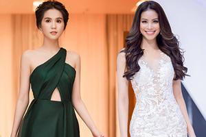 Sao Việt mặc đẹp - mặc xấu tuần qua