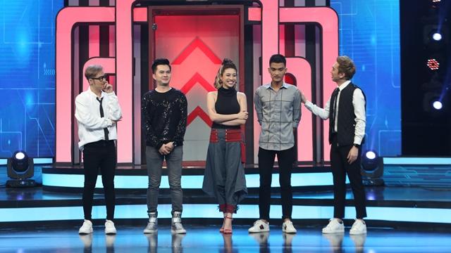 Song Luân, Cao Thái Hà hội ngộ trên sân khấu Bộ 3 siêu đẳng - 4