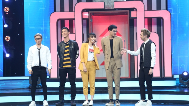 Song Luân, Cao Thái Hà hội ngộ trên sân khấu Bộ 3 siêu đẳng - 1