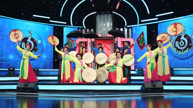 Song Luân, Cao Thái Hà hội ngộ trên sân khấu Bộ 3 siêu đẳng - 7