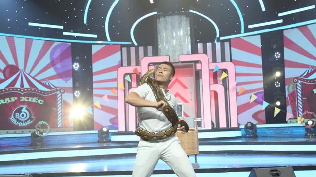 Song Luân, Cao Thái Hà hội ngộ trên sân khấu Bộ 3 siêu đẳng - 8