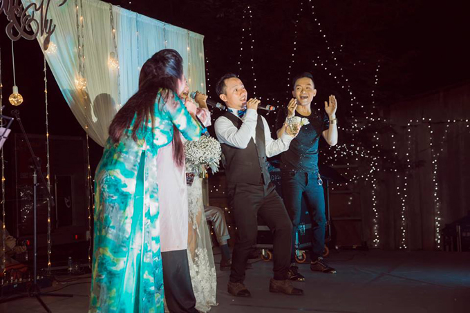 Tiến Đạt lần đầu khoe ảnh hôn lễ tại Bình Thuận - 5