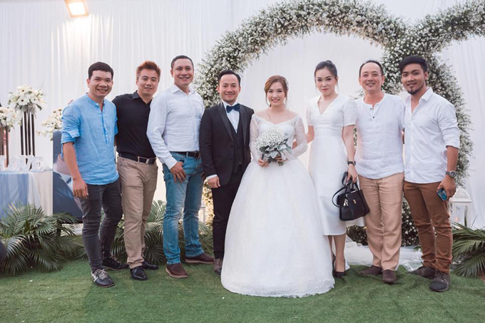 Tiến Đạt lần đầu khoe ảnh hôn lễ tại Bình Thuận - 6
