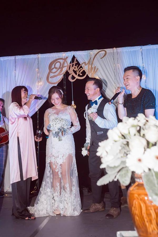 Tiến Đạt lần đầu khoe ảnh hôn lễ tại Bình Thuận - 8