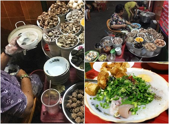 Bốn món cháo nóng hổi ngày Sài Gòn trở lạnh - ảnh 3