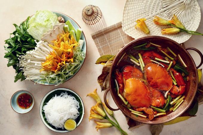 Những món ăn đặc sắc tại chuỗi sự kiện Ký ức Hà Nội - ảnh 2