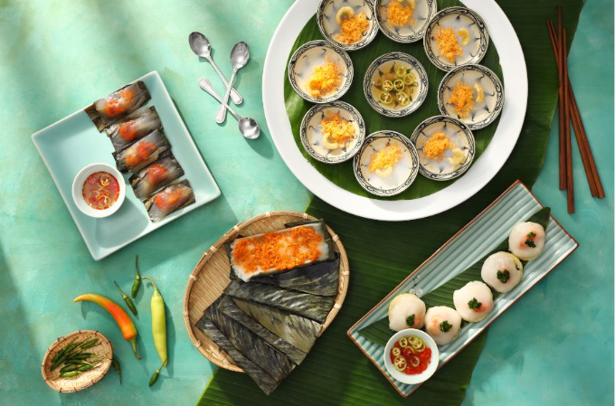 Những món ăn đặc sắc tại chuỗi sự kiện Ký ức Hà Nội - ảnh 6