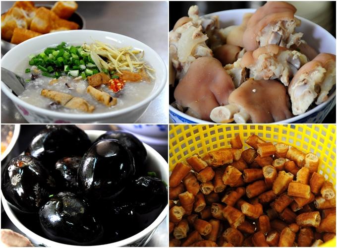Bốn món cháo nóng hổi ngày Sài Gòn trở lạnh - ảnh 1