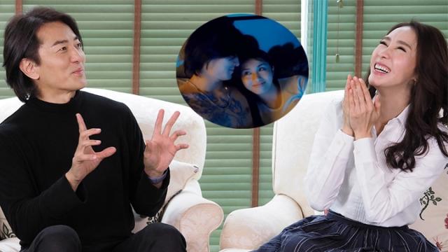 Trước đó, hôm 1/1, nữ diễn viên cùng tài tử Trịnh Y Kiện có buổi gặp gỡ báo chí và chia sẻ những kỷ niệm khó quên, thời hai người cùng đóng Người trong giang hồ.