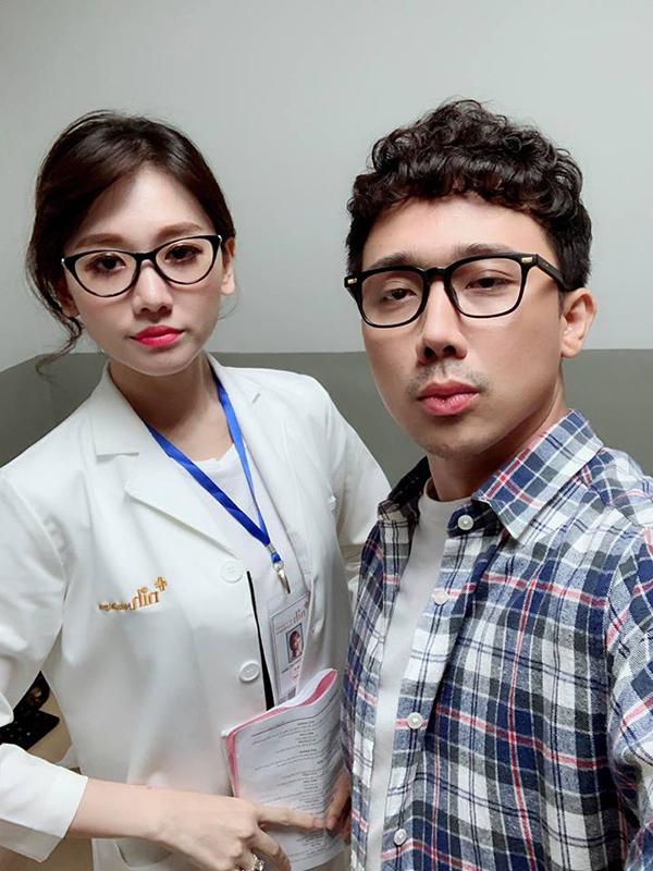 Hơn hai năm sau khi Bệnh viện ma ra mắt và cũng là hai năm sau ngày kết hôn, Trấn Thành - Hari Won một lần nữa đóng chung, trong dự án phim Tết Cua lại vợ bầu. Tuy nhiên, mối quan hệ của họ trong phim tạm thời chưa được hé lộ.