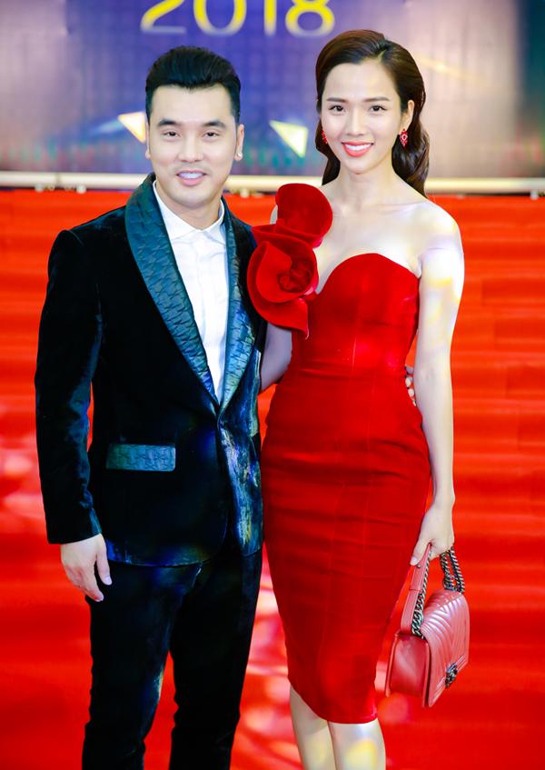 Vợ chồng Ưng Hoàng Phúc - Kim Cương.
